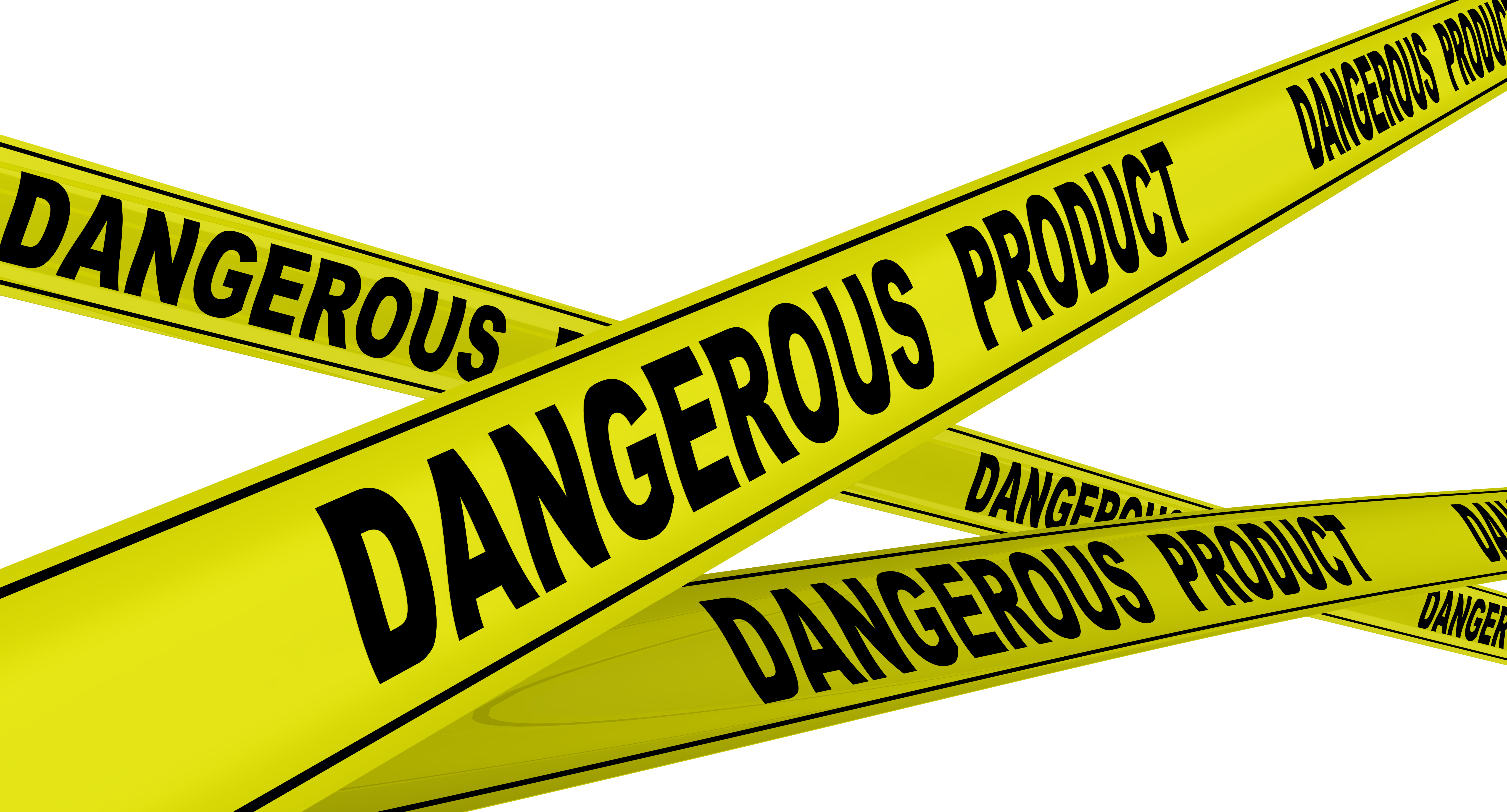 liability dangerous household unsafe types injuries lawsuits damages recoverable recalled defective attorneys firm legal florida law surge fotolia cochran represent