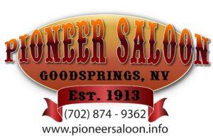 Pioneer Saloon Logo