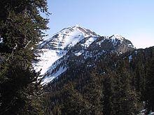 Mt. Charleston Peak