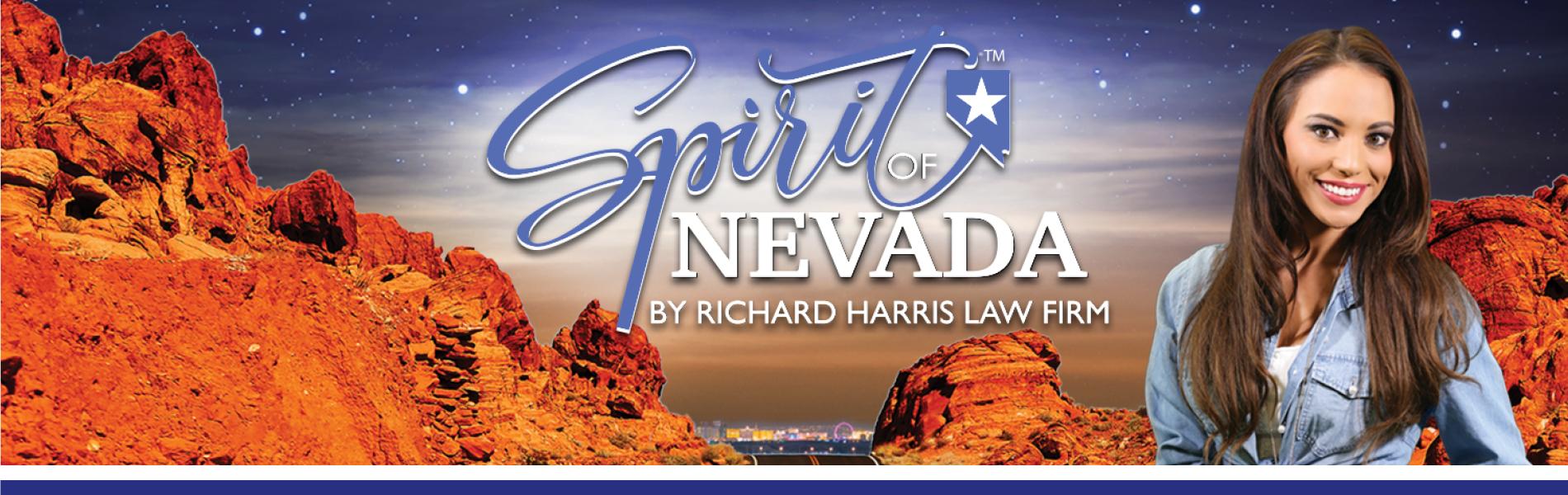 Spirit of Nevada banner