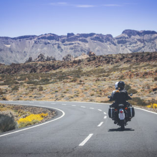 The Joys of Motorcycling in Nevada