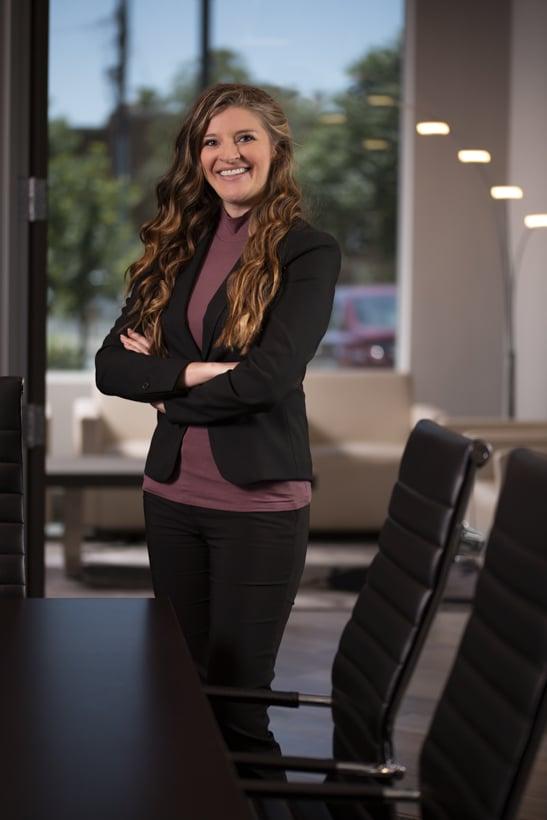 Kaylea Waechter in office