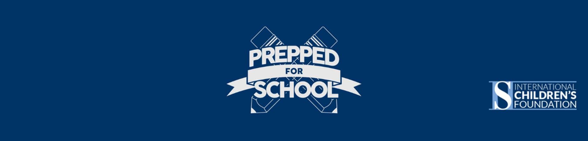 BG - Prepped For School