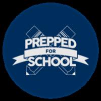 Prepped For School logo