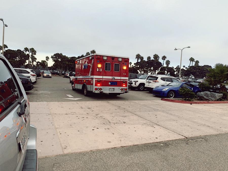 Los Angeles, CA - East Century Blvd Crash Injures Six