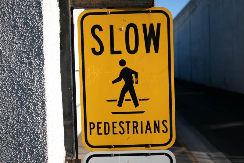Los Angeles CA - Fatal Pedestrian Crash on Lindley Ave