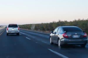Goleta, CA - Car Vs Tractor-Trailer on Hwy 101