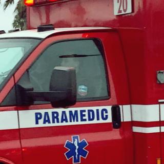 Paradise, NV - Injury Crash at Flamingo Rd & Gold Coast Dr