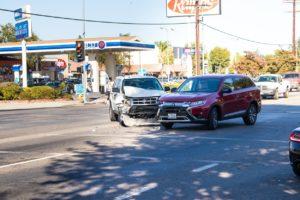 Enterprise NV - Injury Accident at Rainbow Blvd & Maule Ave