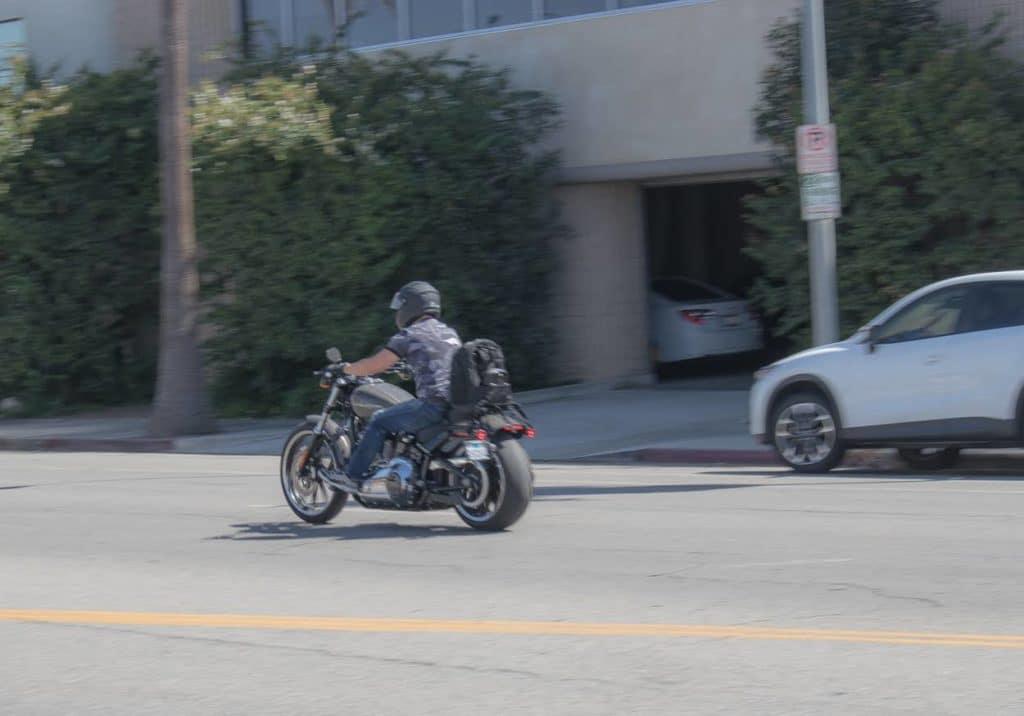 Reno, NV – Motorcyclist Struck & Injured on Kietzke Ln Near Taylor St