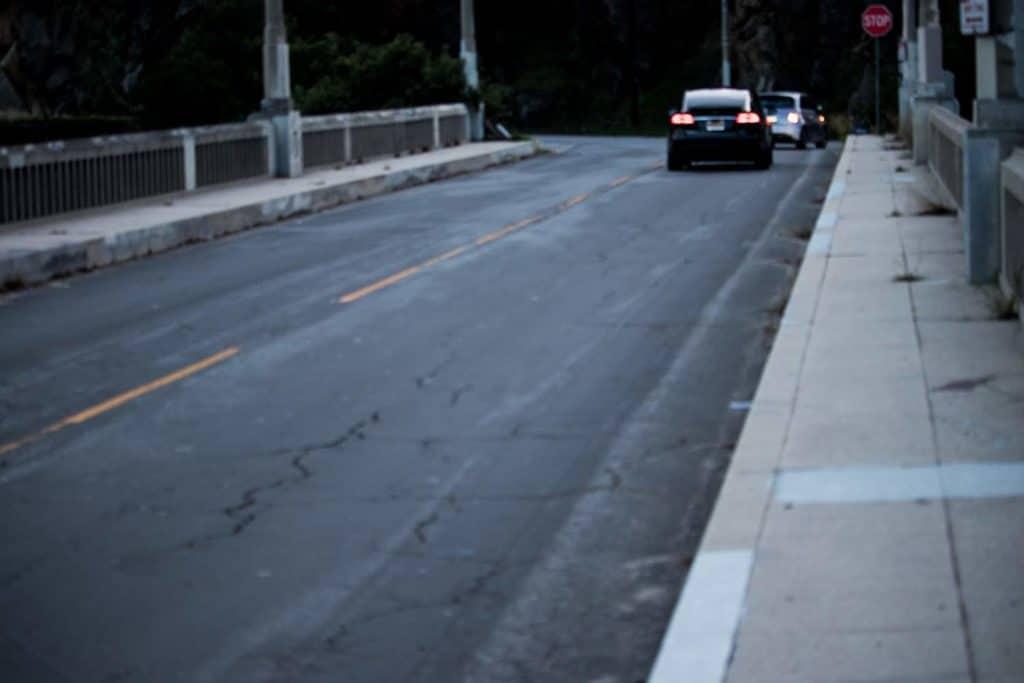 Las Vegas, NV - Auto Crash Causes Injuries at Peak Dr Intersection