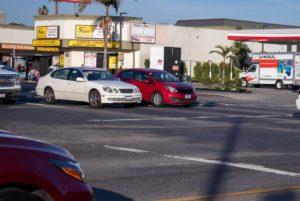 Las Vegas, NV – Two Drivers Injured in Collision at Desert Inn Rd & Valley View Blvd