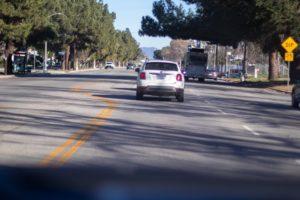 Las Vegas NV - Crash Causes Injures at Ann Rd & Fort Apache Rd