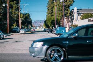 Las Vegas NV - Crash with Injuries at Mojave Rd & Bonanza Rd