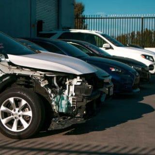 Las Vegas NV - Injury Crash on Warm Springs Rd