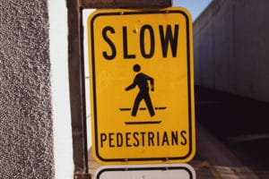 Sacramento CA - Fatal Pedestrian Crash Takes One Life on US-50