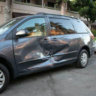 Enterprise NV - Injury Crash at Agate Ave & Las Vegas Blvd