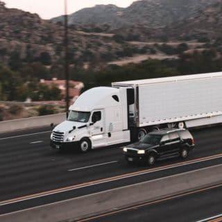 Reedley CA - Injury Semi-Truck Crash on Ave 416