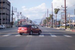 Las Vegas NV - Auto Crash w/ Injuries at Washington Ave & Rancho Dr