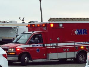 Las Vegas NV - Crash with Injuries at Pebble Rd & El Capitan Way