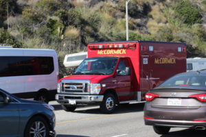 Los Angeles, CA - Fatal Accident on Canoga Ave