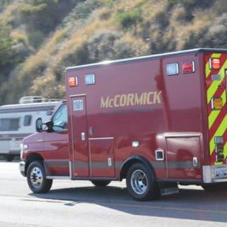 Sunrise Manor NV - Crash Causes Injuries at Christy Ln & Stewart Ave