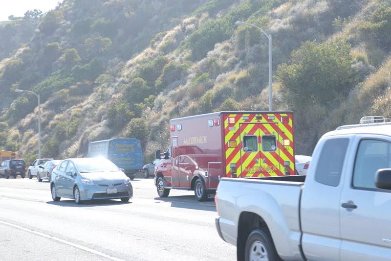 Las Vegas NV - Injury Crash at 3570 Las Vegas Blvd