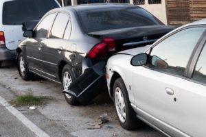 Las Vegas NV - Auto Crash Causes Injuries at Cinderella Ln & Arville St