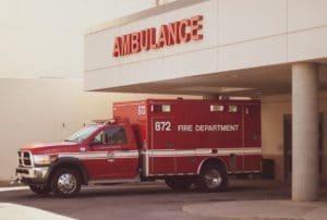 Las Vegas NV - Injury Crash at Pecos Rd & Owens Ave