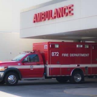 Las Vegas NV - Crash with Injuries at Torrey Pines Dr & Clarice Ave