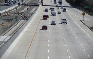 Reno NV - Multi-Car Crash with Injuries on I-80