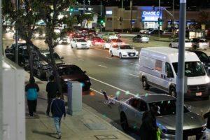 Paradise NV - Injury Crash at Nellis Blvd & Desert Inn Rd