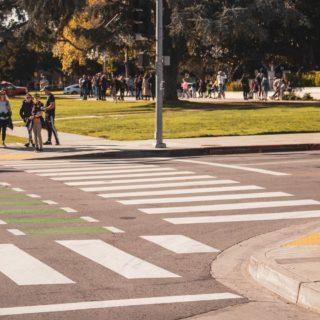 Fresno CA - Fatal Pedestrian Crash on W Jennifer Ave