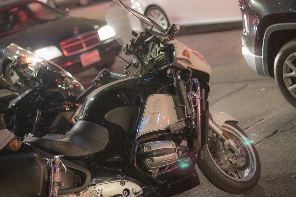 Sacramento CA - Motorcycle Accident with Injuries on SR-51