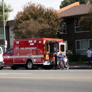 Oak Hills CA - Injury Crash at Mariposa and Ranchero Road
