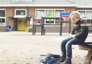 Child Injury on School Property