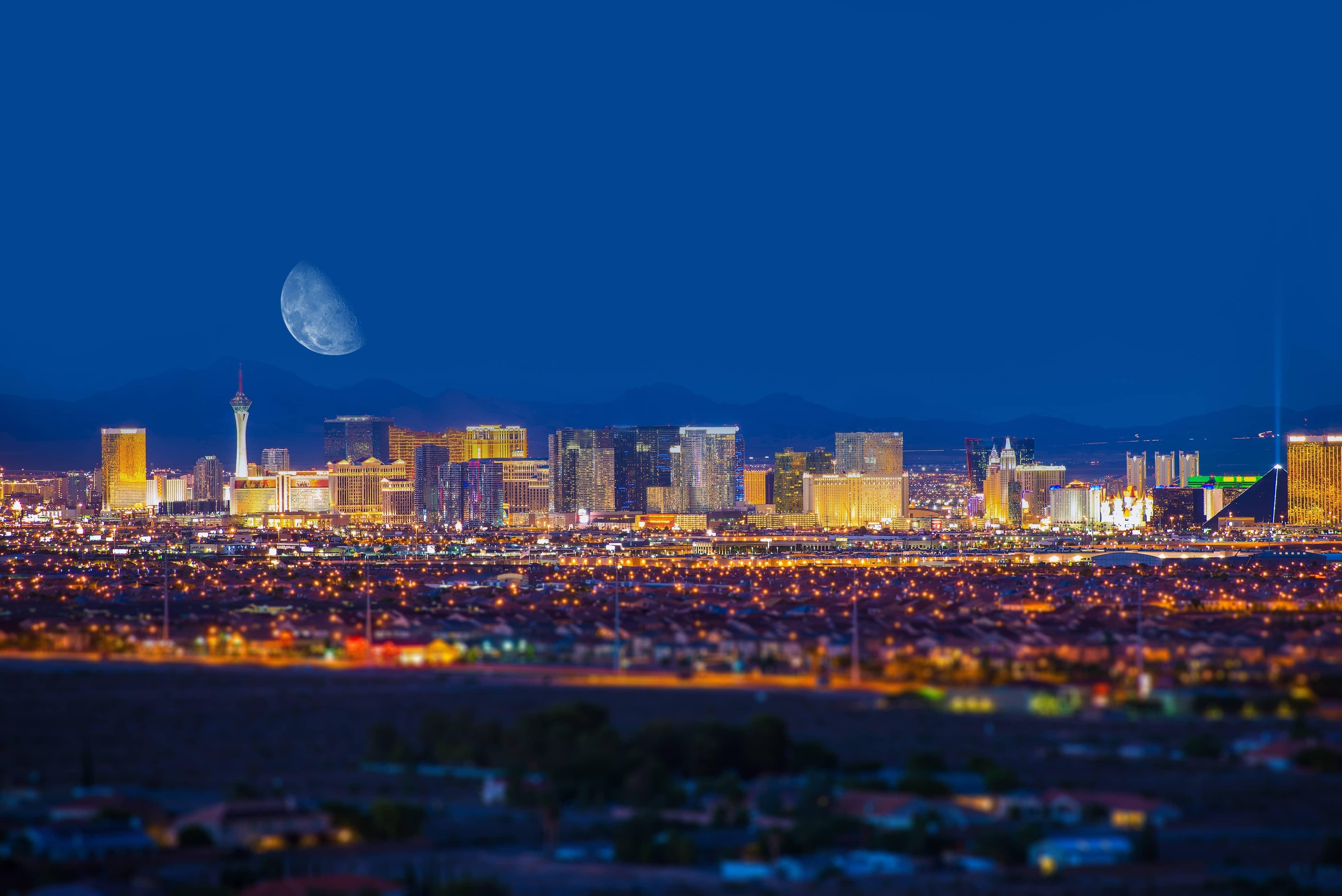 City in Nevada