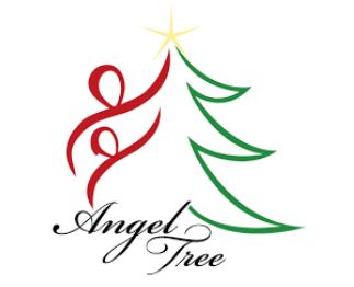 Christmas Angel Giving Tree